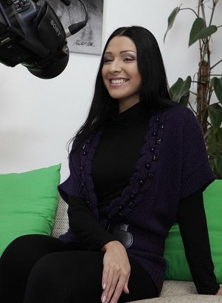RussianTeenCasting: Rita - Cute Brunette First Porn! (FullHD|1080p)