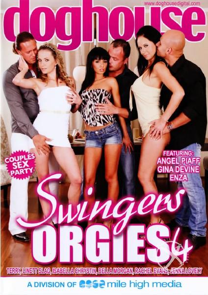Swingers Orgies 4 (2014)