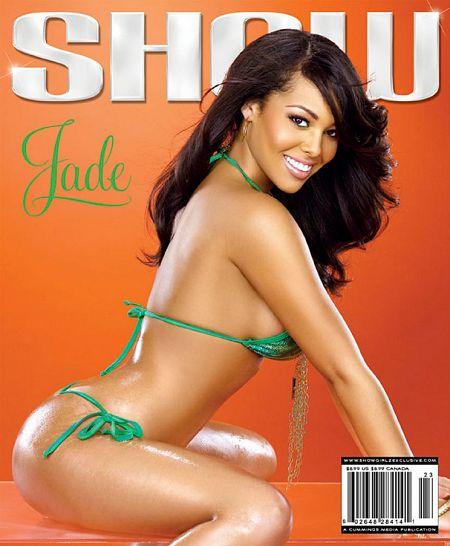 Adult magazine model