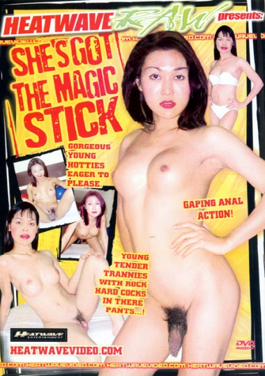 She's Got The Magic Stick (2014)