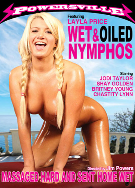 Wet and Oiled Nymphos (2014)
