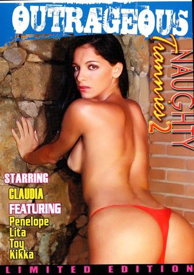 Naughty Trannies 2 (2007) - TS Kikka, Claudia