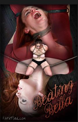Beating Bella - Bondage, BDSM
