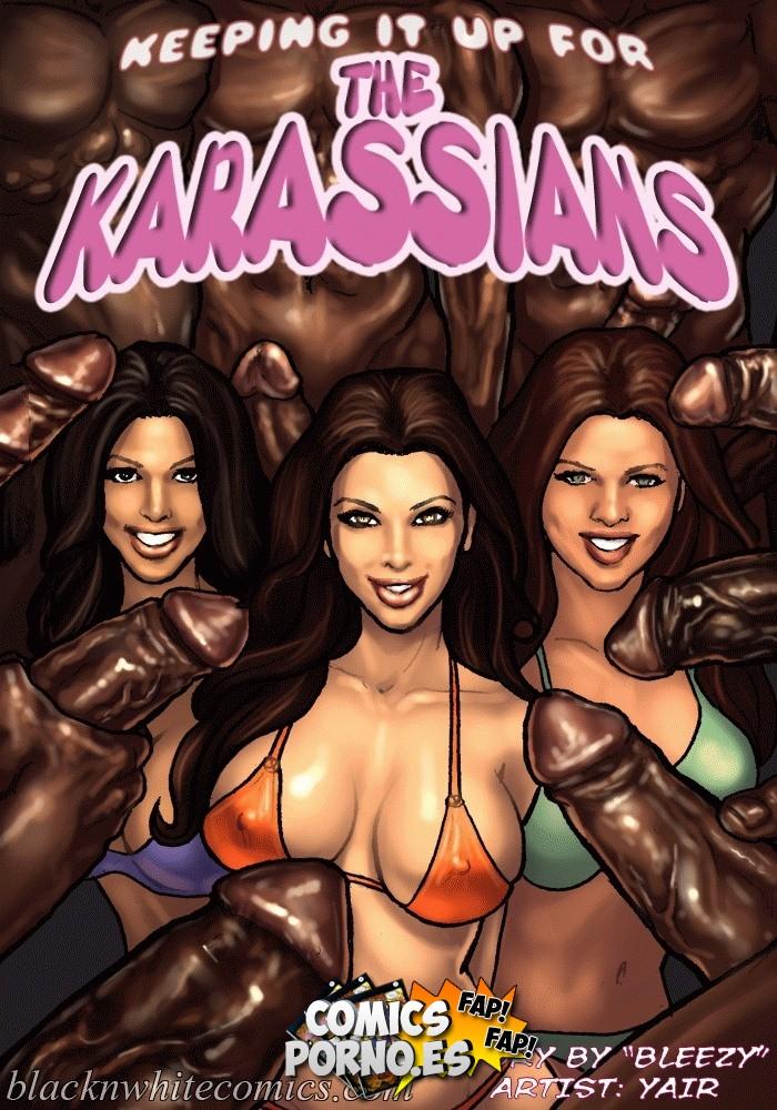 The Karassians (parodia de las Kardashian)