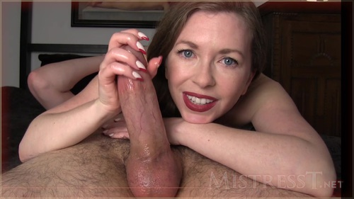 foot cuckold handjob domination