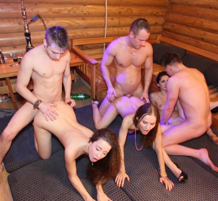 секс студентов на дискотеки дома