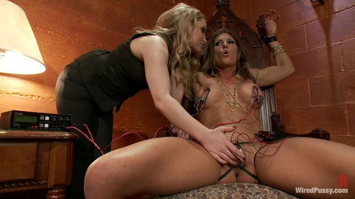 Chanel Preston Lesbian Bondage