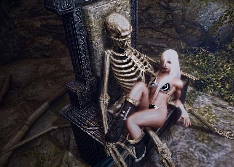 фото skyrim секс