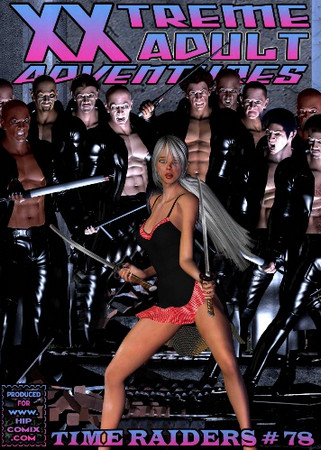 Free Download Porn Comics Time Raiders – 01-78