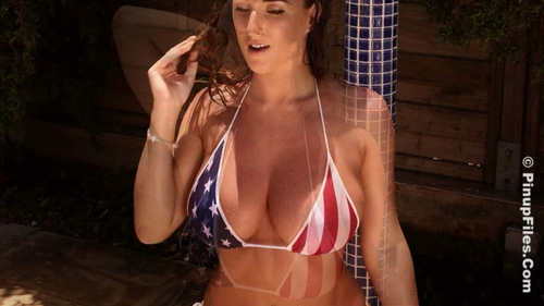 Stacey Poole Stars And Stripes 1 cover m Stacey Poole Stars And Stripes 1