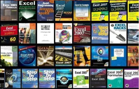16 Excel 2010 E-Books