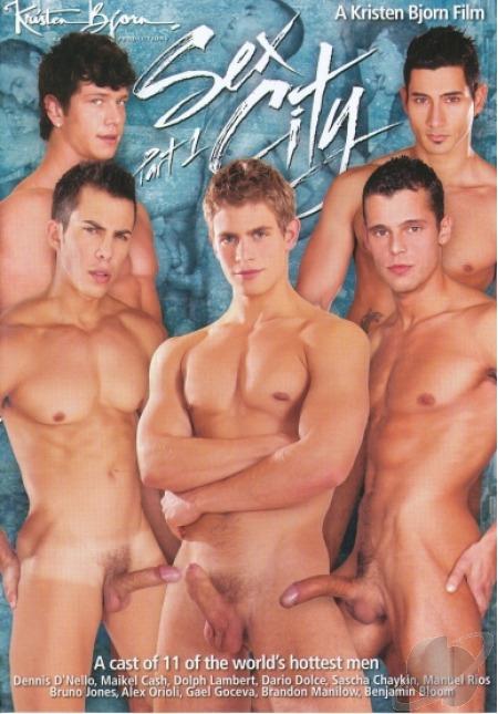 [Gay] Sex City 1
