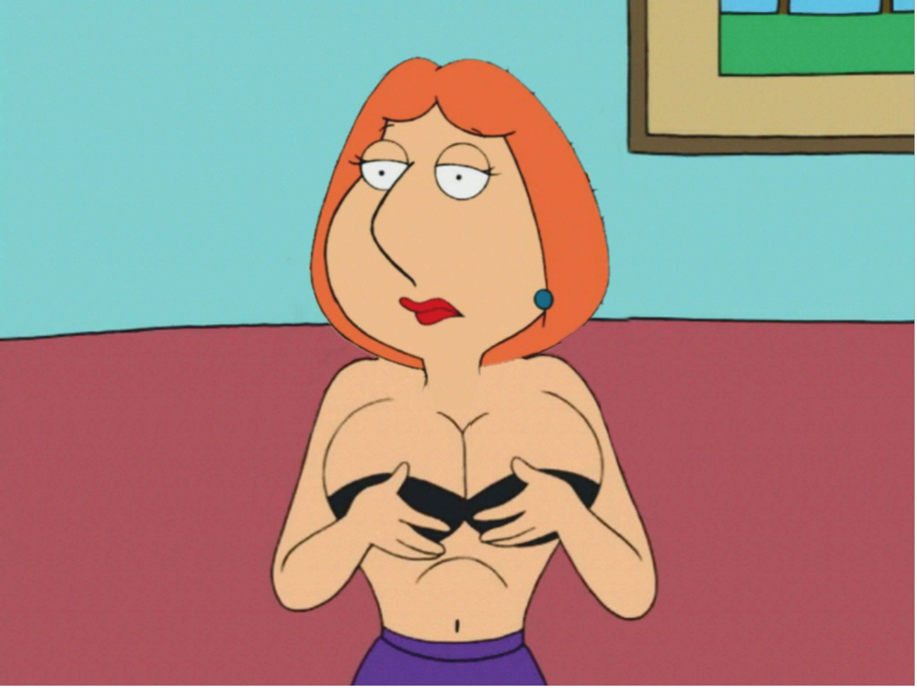 Something and Meg griffin tied up naked