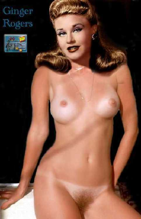 Ginger Rogers Nude 93