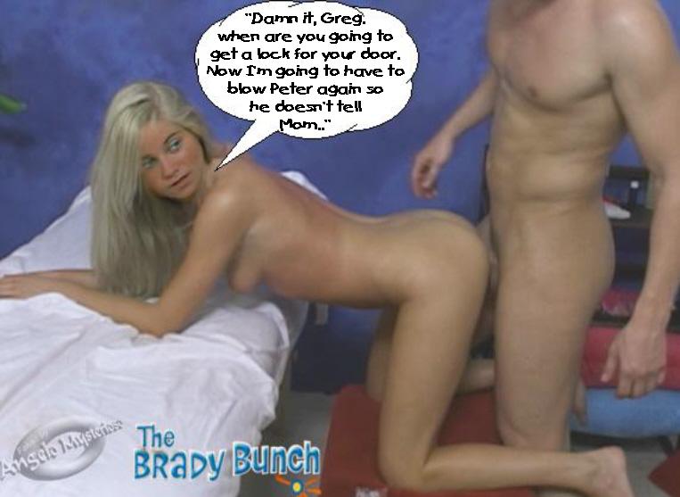 Marcia brady naked