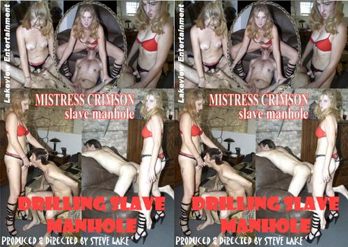 Drilling Slave Manhole Female Domination
