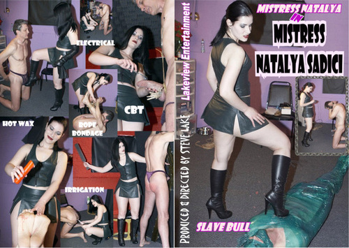 Mistress Natalya Sadici  Female Domination