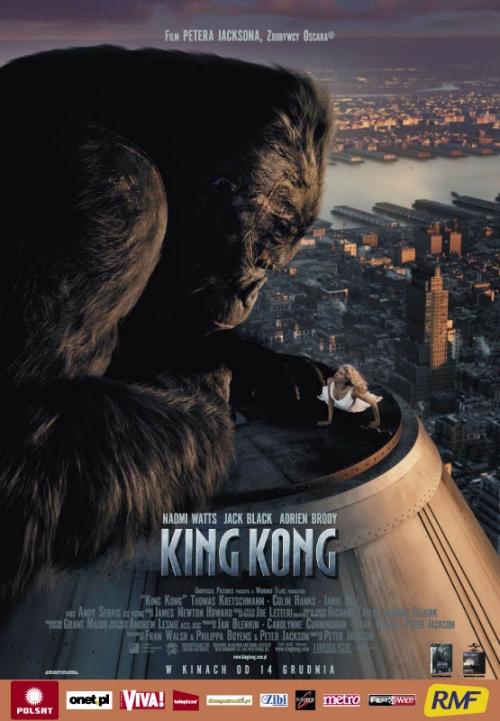 King Kong (2005) DVDRip Lektor PL