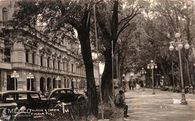 Imagenes de Puebla de los Angeles, México. Puebl3