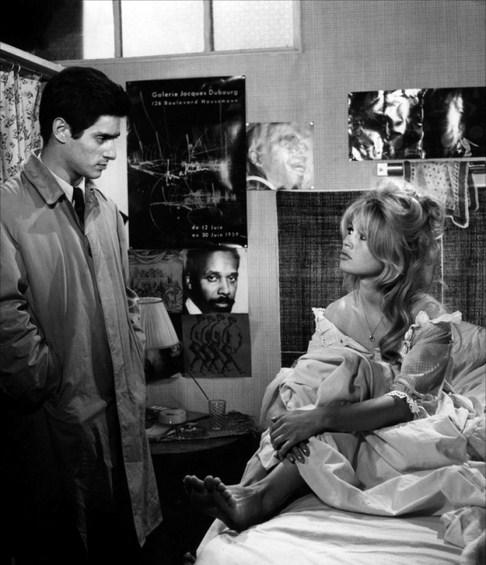 Todos la amaron, Brigitte Bardot