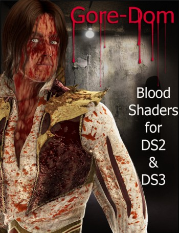 Gore-Dom for DAZ Studio