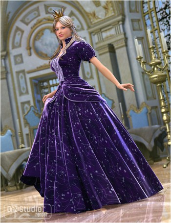 Princess Gown - Splendid for the Princess Gown