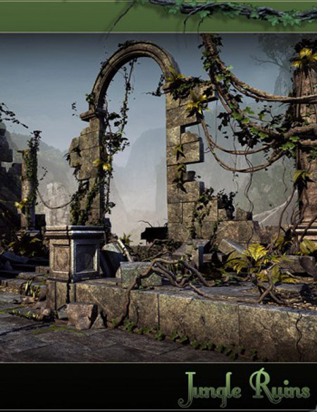 Jungle Ruins - Jungle Ruins 2