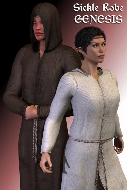 Sickle Robe Genesis