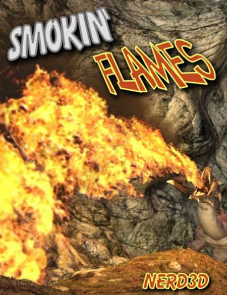 Smoke and Flames Tool