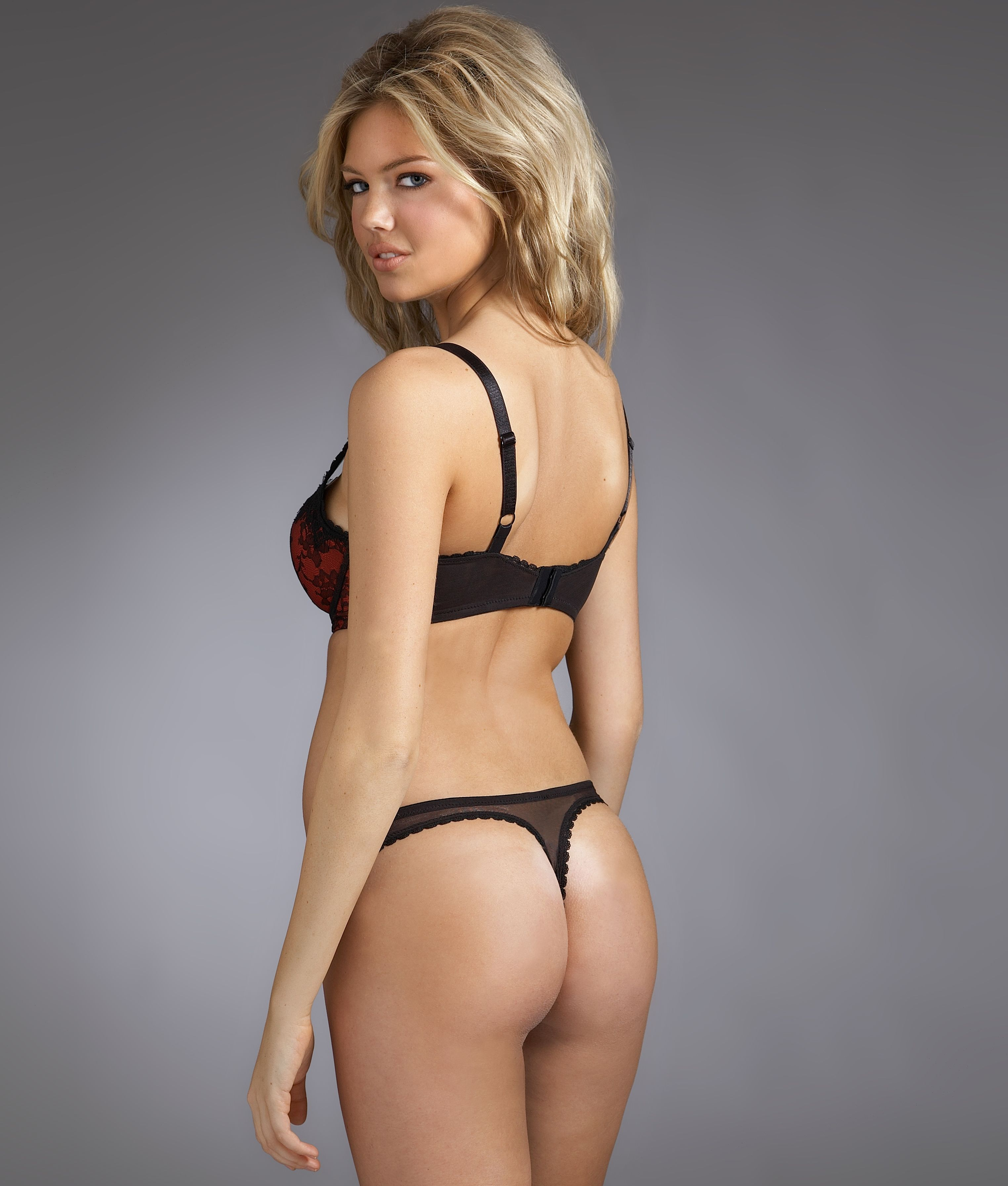 Hot kate upton lingerie opinion you