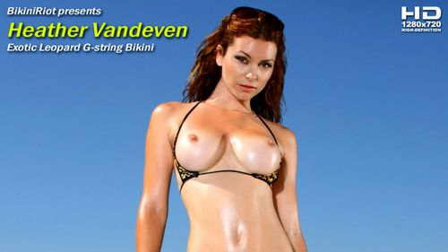 Heather vandeven free porn forum