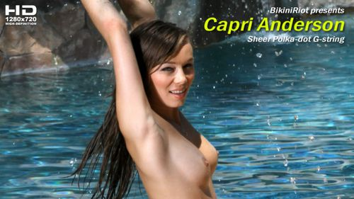 Sounds capri anderson string bikini similar. remarkable