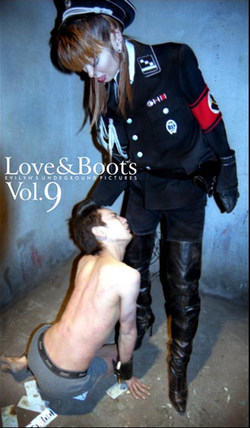 Love and Boots 9 Asian Femdom