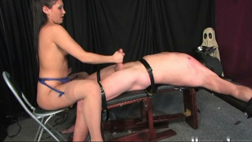 Hard The Whole Time Female Domination