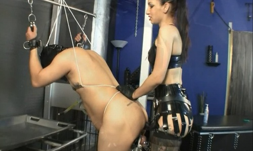 Ball Deep Female Domination