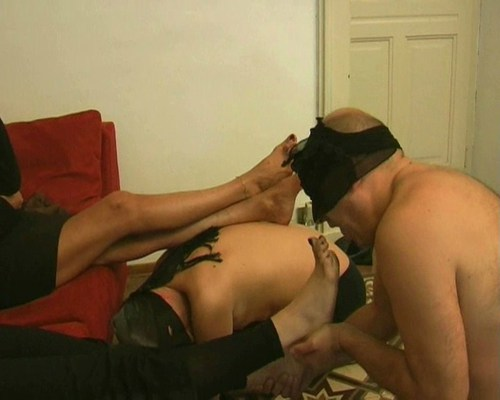 Artemisia & Diomira Female Domination