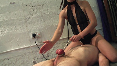 Smothered Face, Beaten Balls Female Domination