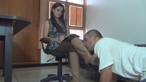 Boots Session 4 By Diosa Female Domination