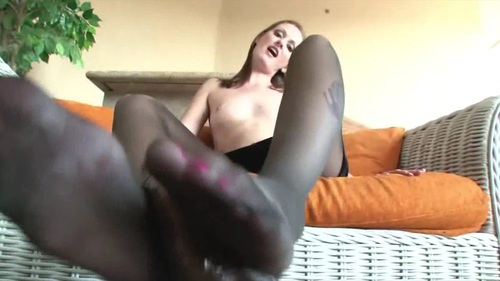 Haileys Foot Control Female Domination Foot Fetish