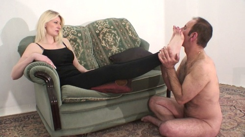 Extremely Dirty Black Feet Female Domination Foot Fetish