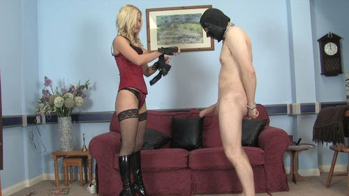 Ballbusted Slave Female Domination