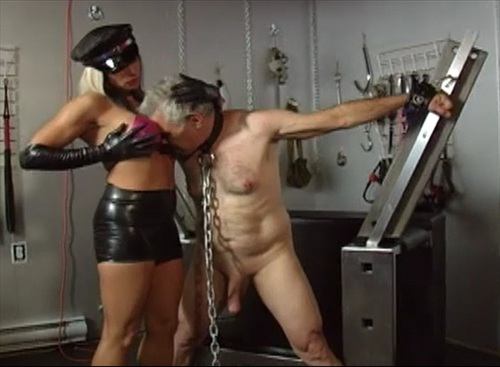Treat Him Like Female Domination