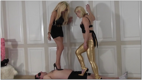 Trample Tryout Female Domination