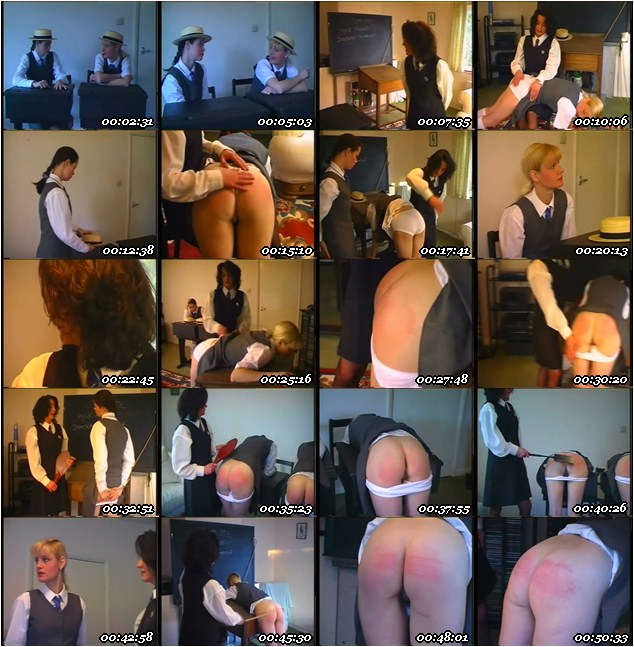 Prefects Detention  Spanking