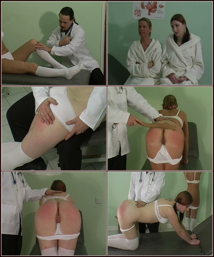 Dr. Cameron's Discipline   Spanking