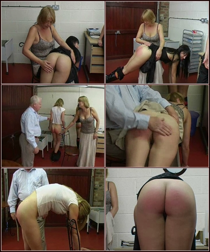 Miss Smiths Reckoning  Spanking