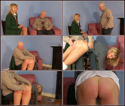Uncle Knows Best  Spanking
