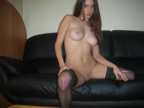 фото частное голых в чулках