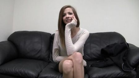 Backroom Casting Couch - Taylor