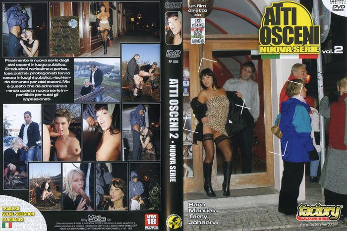 Atti Osceni vol.2 (2009)
